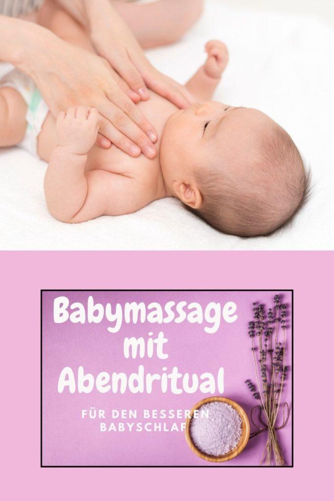 Babymassage nach Leboyer in Inzlingen im Landkreis Lörrach mit Abendritual und Tricks und Tipps für einen besseren Babyschlaf.
