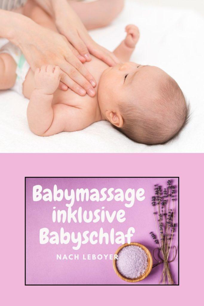 Babymassage mit Babyschlaf / Babyschlafcoaching , nach Leboyer in Inzlingen im Landkreis Lörrach