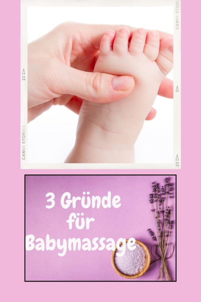 3 Gründe für eine Babymassage Inzlingen, Landkreis Lörrach, Weil am Rhein